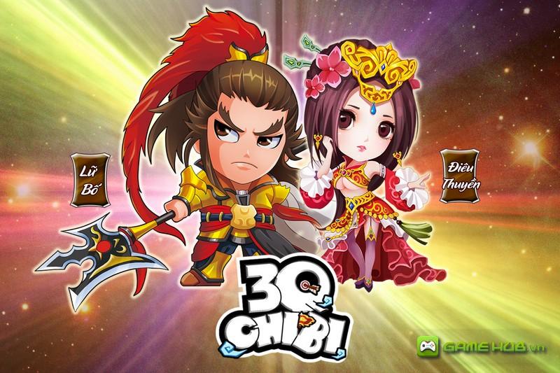 [Review] 3Q Chibi - Game thẻ tướng đạt tầm cao