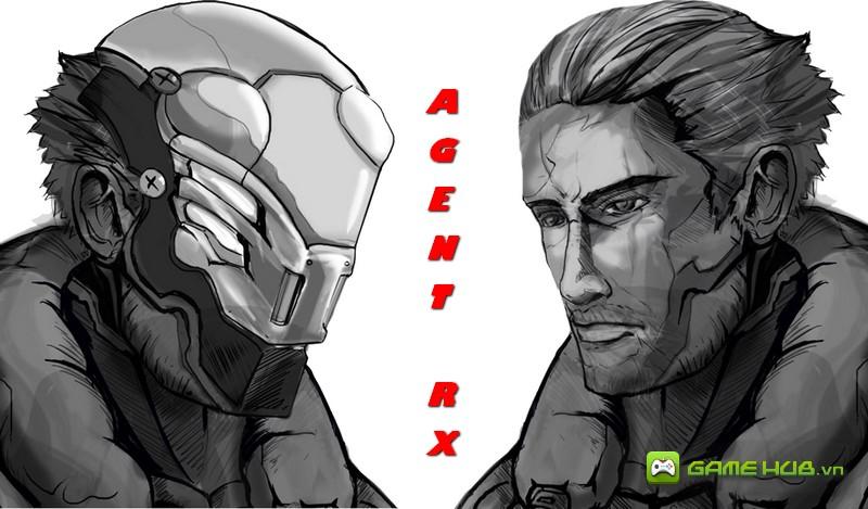 Agent RX - Một tựa game hành động bí mật bạn khó có thể bỏ qua.