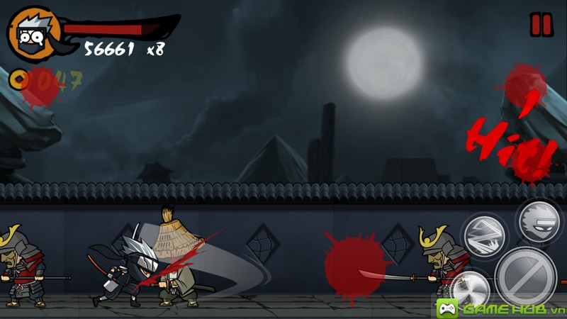 Trải Nghiệm Ninja Revenge Ninja Việt báo thù