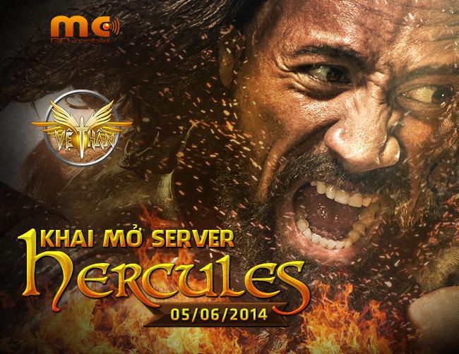 """Á Thần Hercules - bộ phim kinh điển """"để đời"""" không thể quên"""