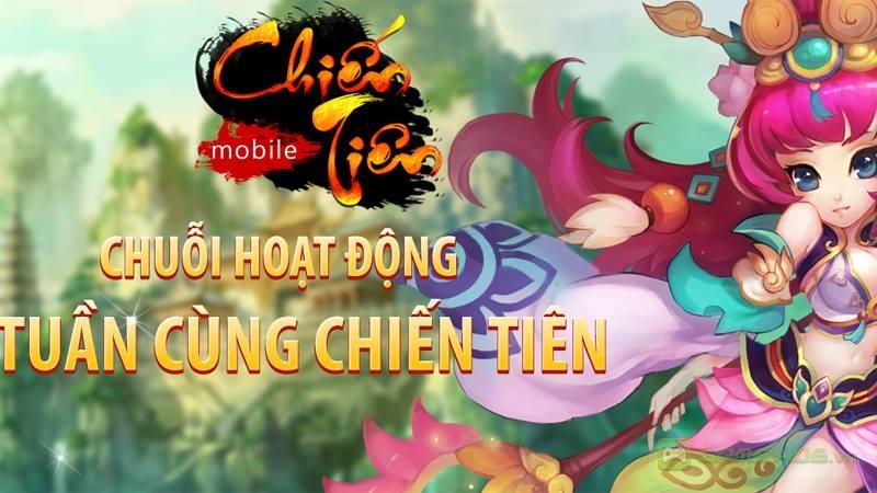 Chiến Tiên - Ngỡ ngàng trước tài sắc của game thủ Việt trong Mr & Mrs Santa Chiến Tiên