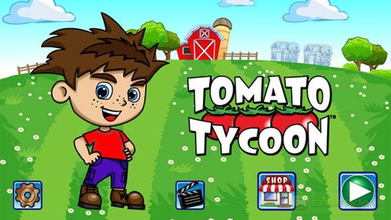 Tomato Tycoon – Chuyến phiêu lưu kỳ thú