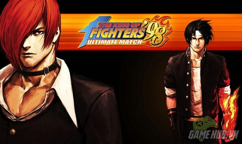 The King of Fighters 98 Su tro lai cua huyen thoai
