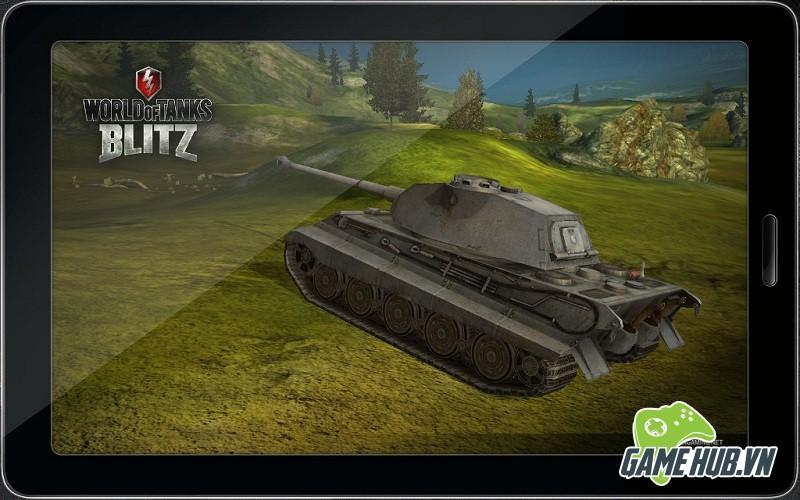 Tìm hiểu về những cỗ xe tăng Đức của World of Tanks Blitz (P 5)