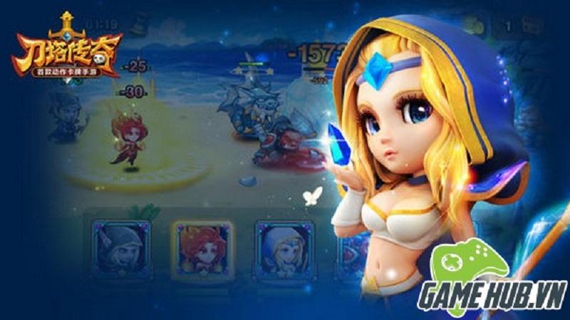 DoTa Legend được VNG độc quyền phát hành với tên gọi DoTa Truyền Kỳ