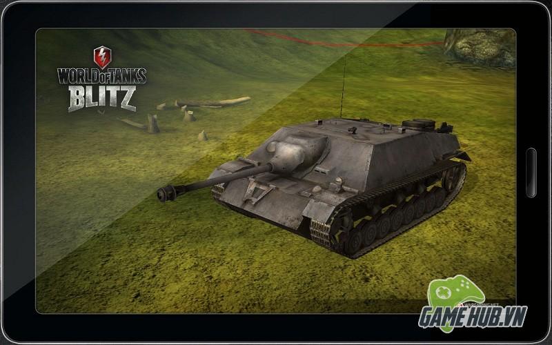 Tìm hiểu về những cỗ xe tăng Đức của World of Tanks Blitz (Phần cuối)