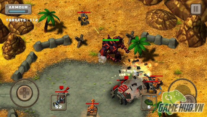 Steel Mayhem - Siêu robot đại chiến trên Mobile GameHubVN-Steel-Mayhem-Sieu-robot-dai-chien-tren-Mobile-7