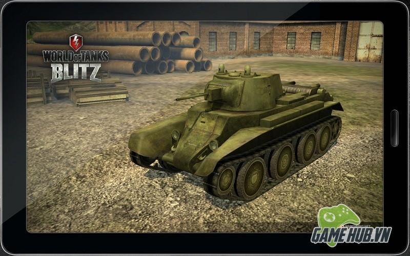 Tìm hiểu về xe tăng Liên Xô trong World of Tanks Blitz (Phần 1)