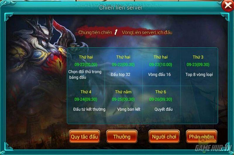 gMO Chiến Tiên trao giải thưởng cực sốc cho các game thủ