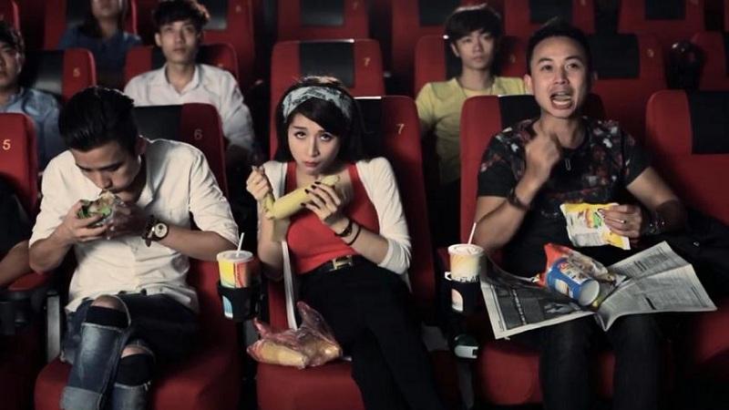 Cận cảnh 16 tình huống Teen Việt thường gặp trong rạp chiếu phim