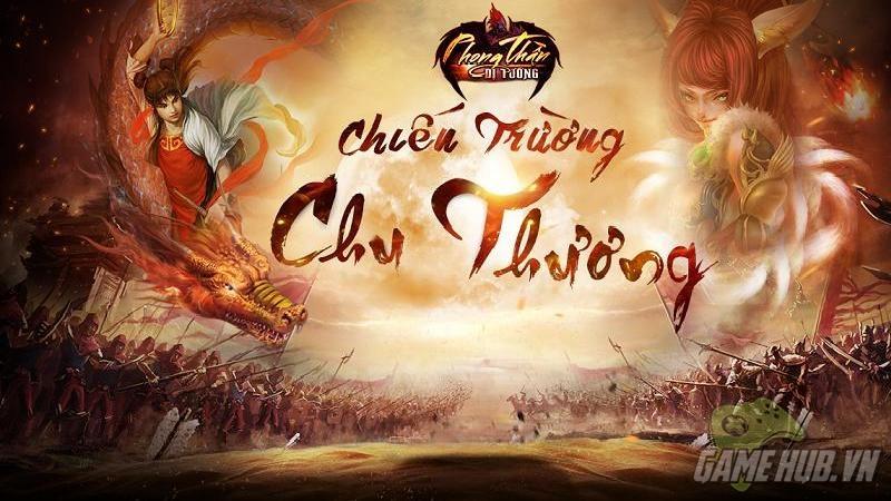 Phong Thần Dị Tướng - Giftcode Liễu Tỳ Bà