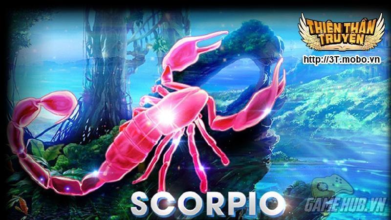 Thiên Thần Truyện - Giftcode Scorpio