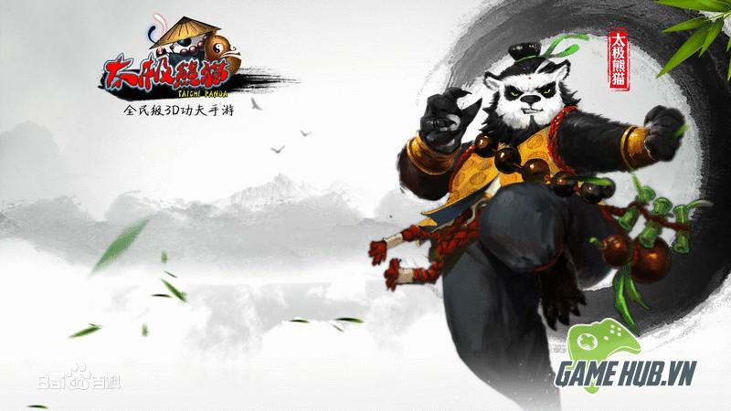 gMO Thái Cực Panda - Chiến binh gấu trúc