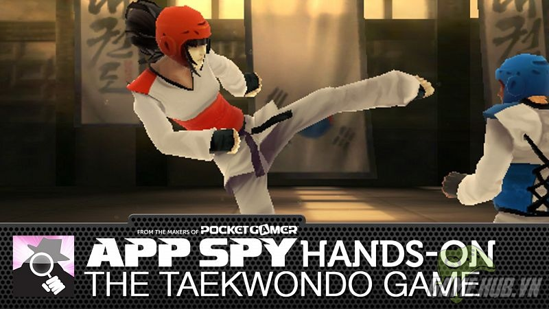 The Taekwondo Game - Đối kháng cực hấp dẫn
