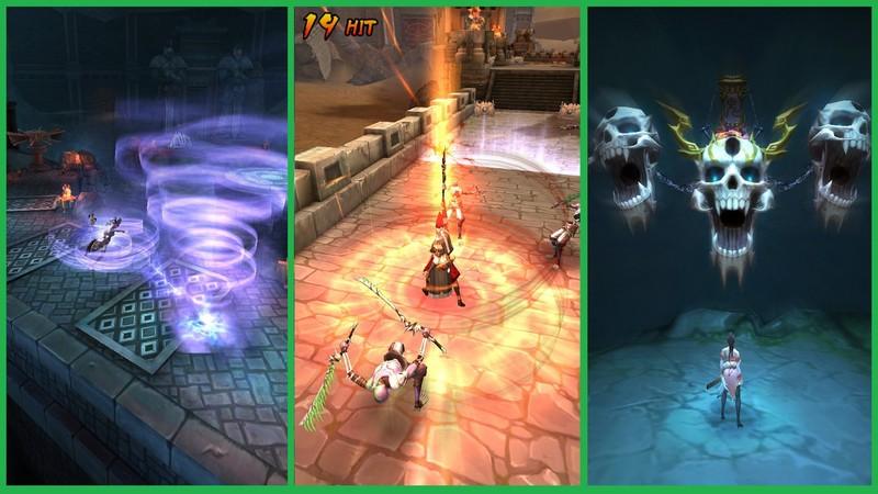 Ghost Blade - Nhập môn kiếm đạo với bom tấn ARPG