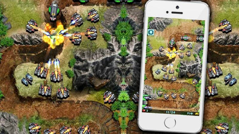 Galaxy Defense - Đại diện sáng giá cho game mobile thuần Việt trên Windows Phone
