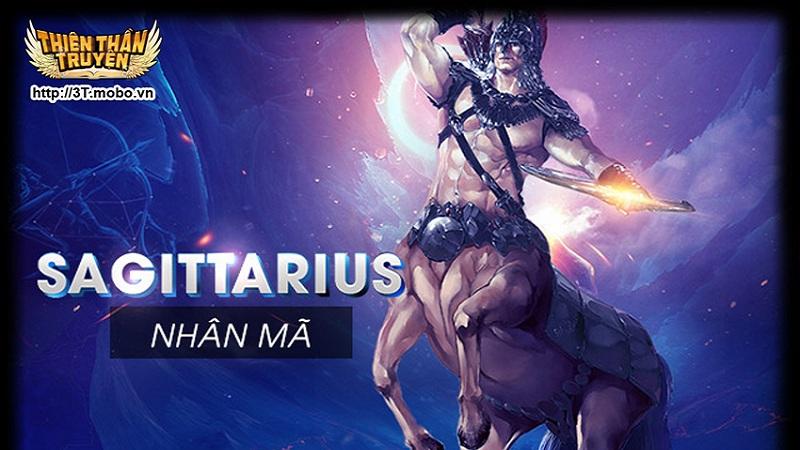 Thiên Thần Truyện - Giftcode Sagittarius