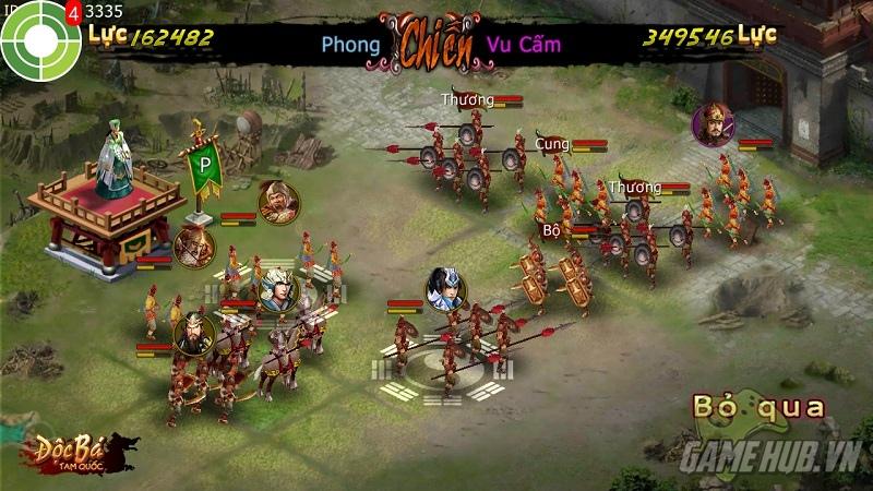 Độc Bá Tam Quốc - Game thủ vui mừng vì game còn vẹn nguyên