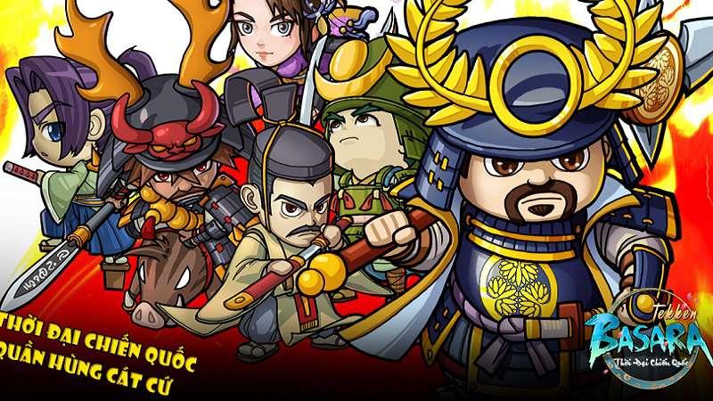 Tekken Basara – Dự đoán số phận game thẻ bài Nhật Bản