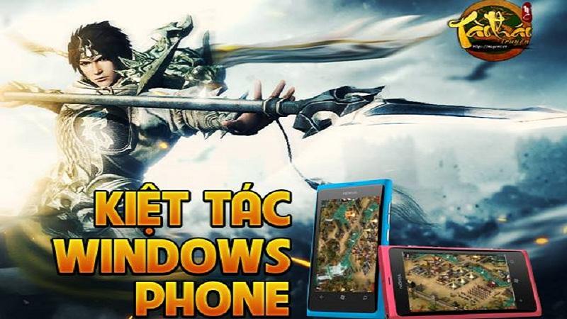 Cộng đồng Windows Phone chào đón Tào Tháo Truyện ra sao?