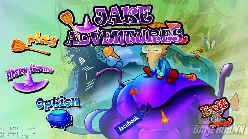 Jake Adventures - Cuộc phiêu lưu của cậu bé dũng cảm