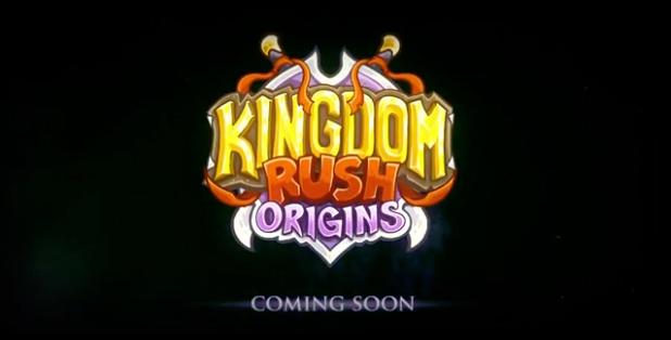 Kingdom Rush Origins ấn định ngày ra mắt