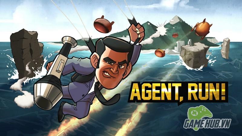 Agent, Run! - Giải trí cùng game mobile Chạy nhanh bắn khỏe