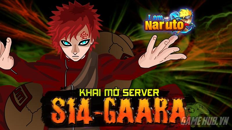 I Am Naruto - Hân hoan đón chào mủ chủ Gaara