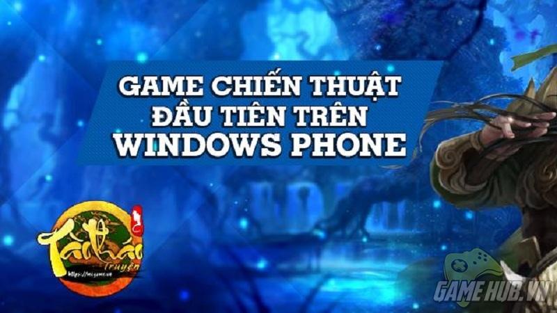 Windows Phone – 'miền đất hứa' đang đợi các NPH khai phá?