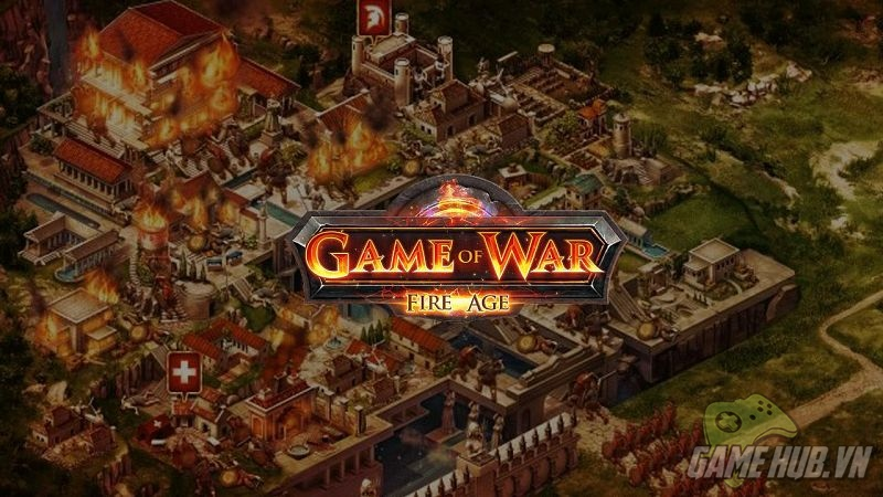 Kate Upton quyền uy trong Game of War - Fire Age
