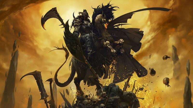 gMO Darkness Reborn - Siêu phẩm ARPG mới từ Gamevil