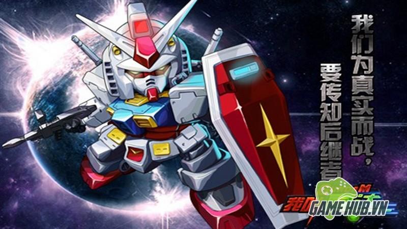 gMO I'm Gundam - Trở về tuổi thơ Anime Gundam