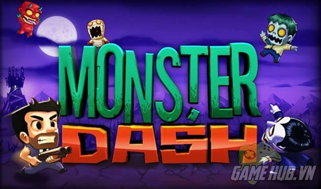 Monster Dash gây sốt với bản cập nhật mới
