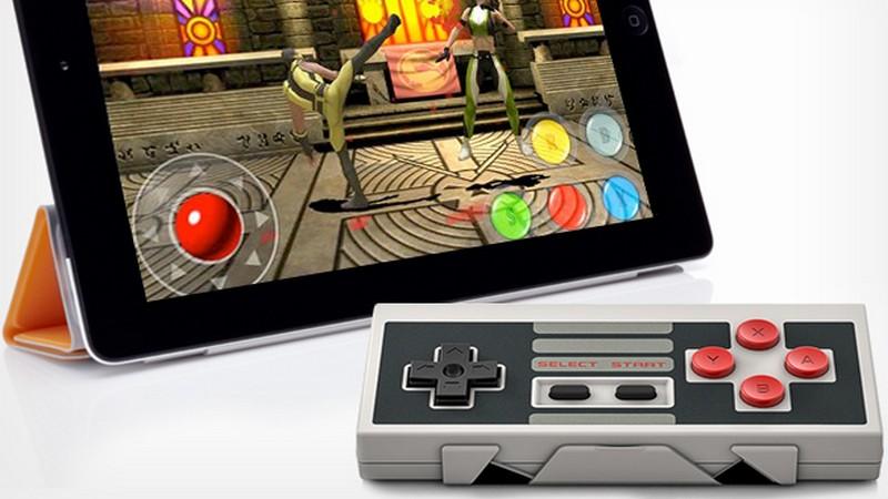 NES30 - Tay cầm bốn nút hoàn hảo cho mọi hệ máy