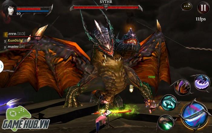 game nhập vai Darkness Reborn