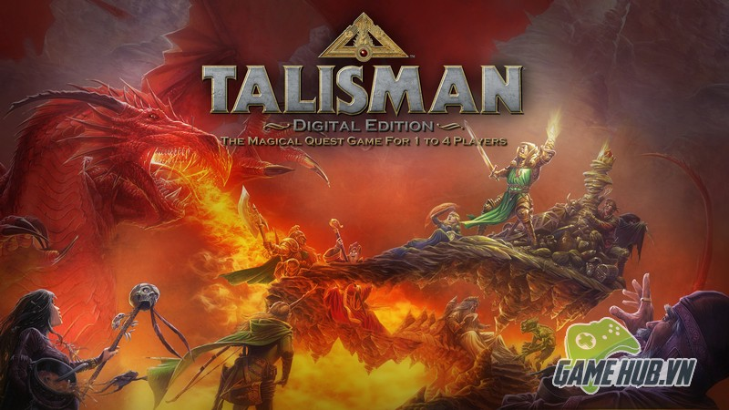 Talisman: Digital Edition hấp dẫn với bản cập nhật cực khủng