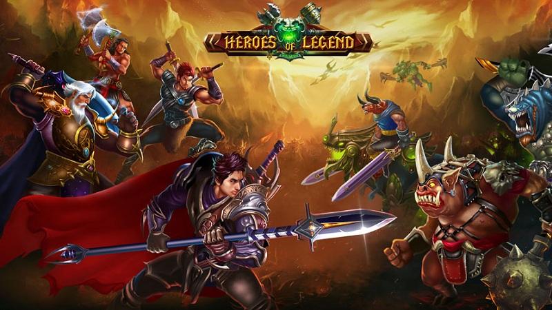 Heroes of Legend – Cuộc chiến chống lại quân đoàn ác quỷ
