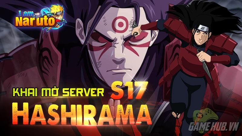 I Am Naruto - Khai mở máy chủ Hashirama