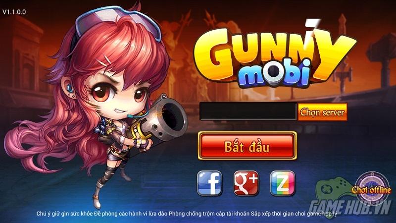Gunny Mobi - Phiên bản thử nghiệm bất ngờ xuất hiện trong ngày  26/11