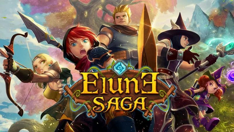 gMO Elune Saga - Đại diện tiếp theo dưới mái nhà Gamevil