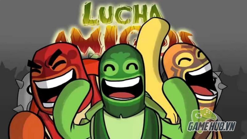 Lucha Amigos - Quậy tới bến cùng đội quân rùa