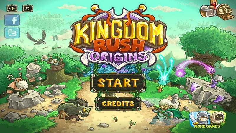 """Kingdom Rush Origins  - Không """"mới"""" nhưng vẫn chất"""