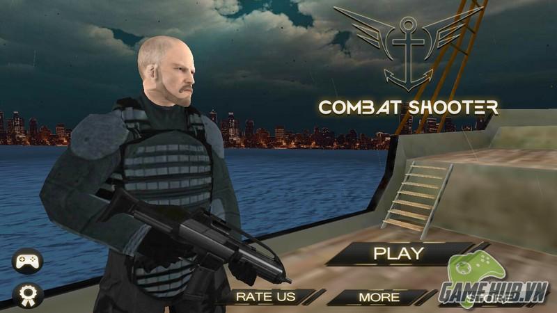 Army Commando - Mãn nhãn với những pha đấu súng hấp dẫn