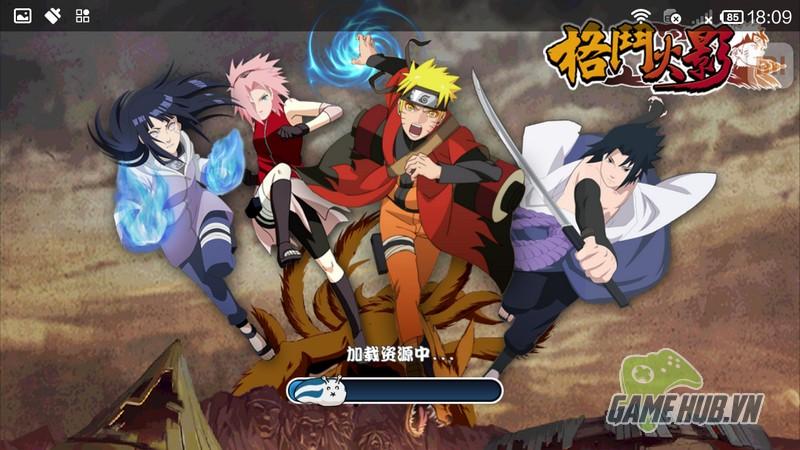 gMO Quyết Đấu Naruto - Thêm một tựa game Naruto về Việt Nam