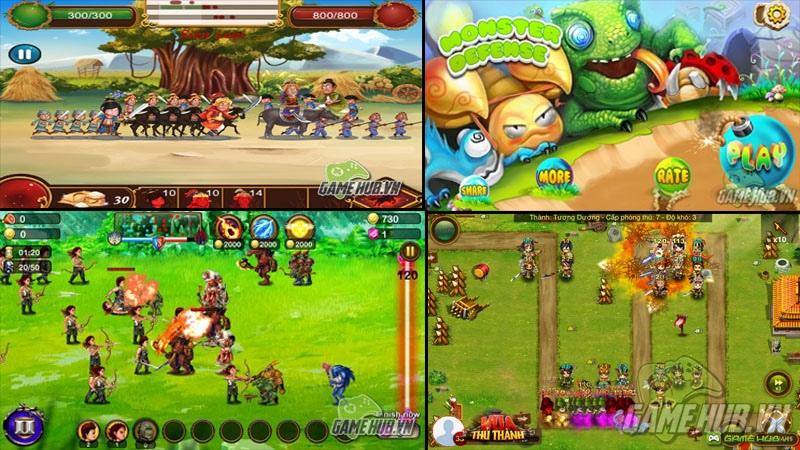 Điểm lại những game mobile thủ thành Việt tự sản xuất