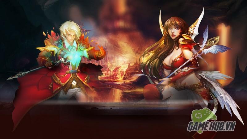gMO Sky Light - Cuộc chiến hoành tráng giữa các vị thần