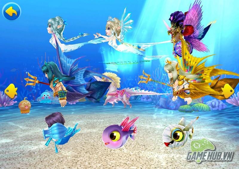Chọi Cá Online tri ân game thủ