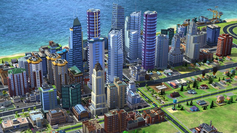 Simcity BuildIt - Bom tấn Electronic Arts cập bến Mobile