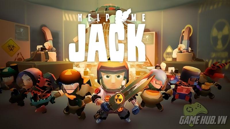 Help Me Jack: Atomic Adventure góp mặt trên iOS