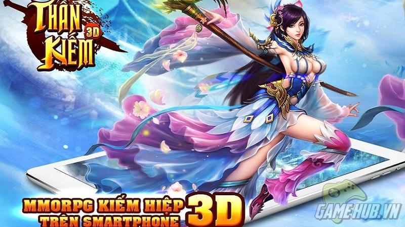 Thần Kiếm 3D - Giftcode Hoàng Kim Lệnh